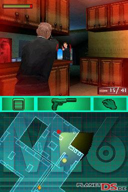 james bond 007 blood stone nintendo ds spiel. Black Bedroom Furniture Sets. Home Design Ideas